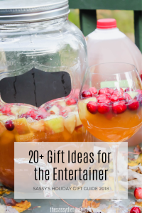 gift ideas for the entertainer