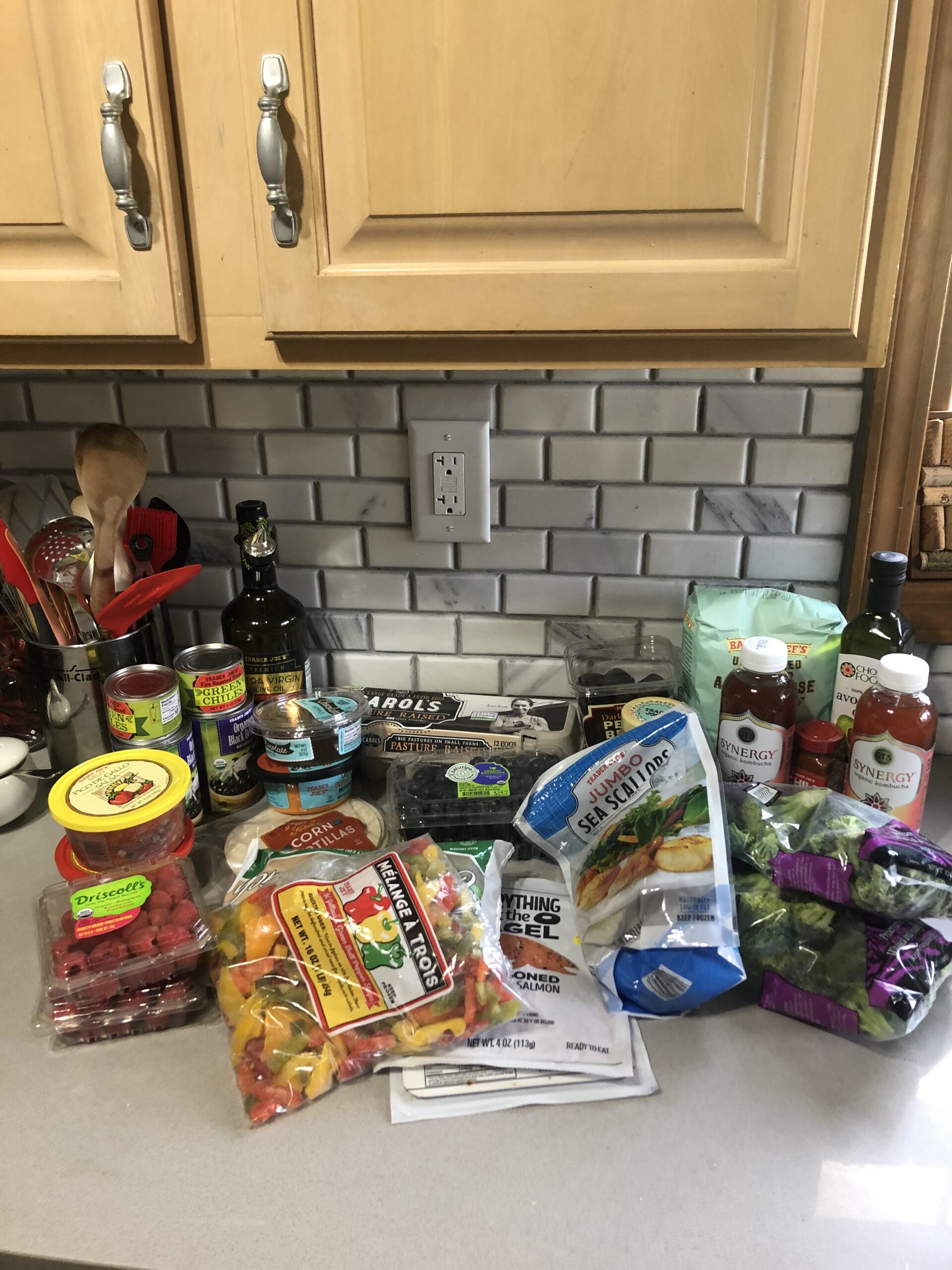 Trader Joes Grocery Haul