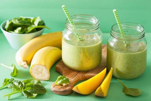 Weight Loss Smoothies at Home