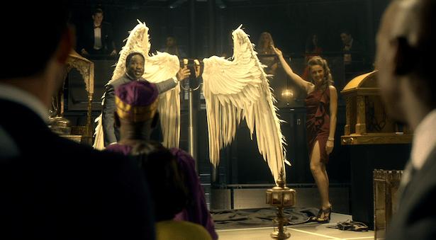 """Lucifer Review: S1:E7, """"Wingman"""""""