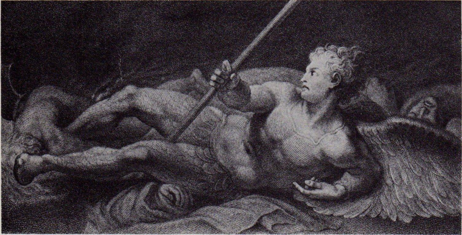 modern satanism thomas stothard satan rising from the burning lake