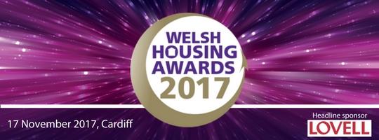 Welsh Housing Awards logo