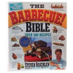 Steven Raichlen The Barbecue Bible Cookbook