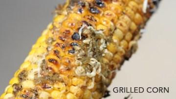 Recipe: Grilled Corn