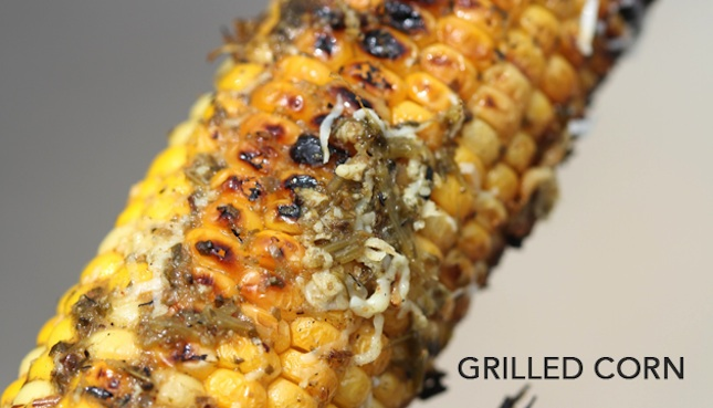 Recipe: Grilled Corn