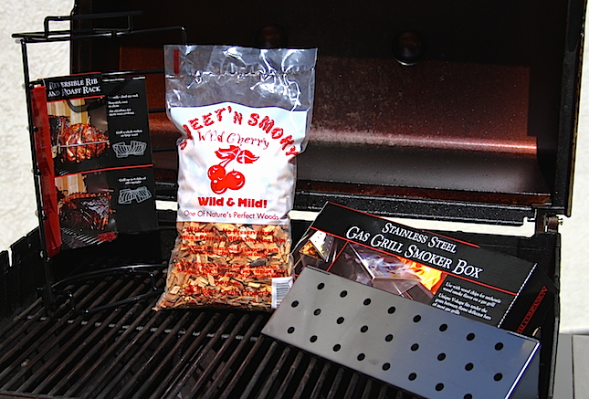How To Smoke Ribs On A Gas Grill The Sauce By All Things Bbq