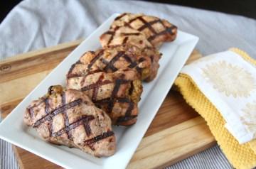 Cornbread Stuffed Pork Chops Recipe