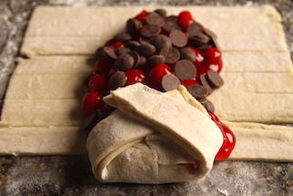 puff-pastry-chocolate-cherry-braid-recipes-3