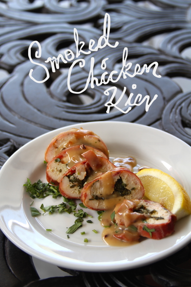 Recipes Smoked Chicken Kiev The Sauce By All Things Bbq