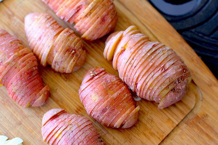 Crispy Skillet Potatoes