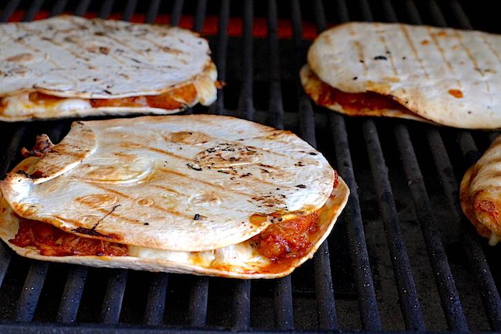 BBQ Chicken Quesadillas