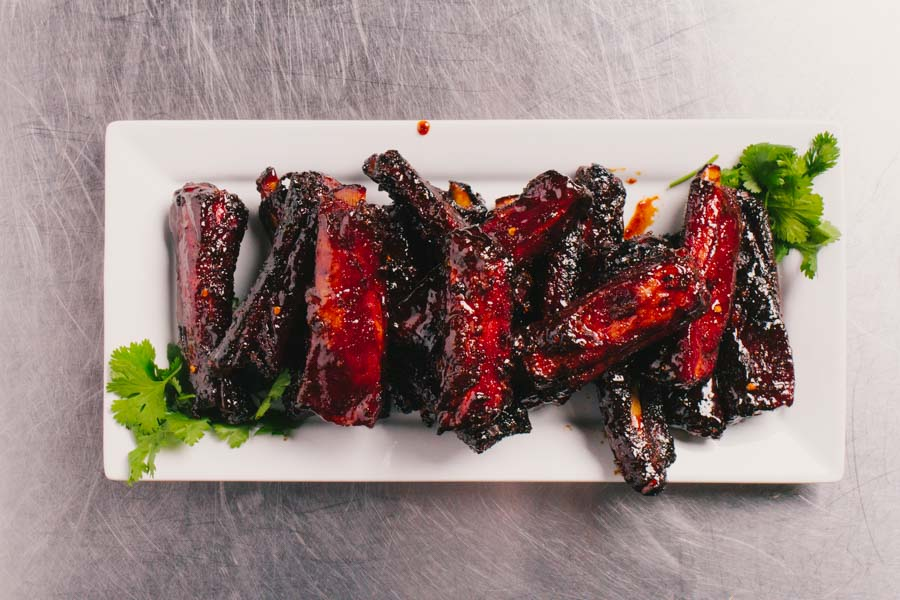 Asian Sticky Ribs Recipe