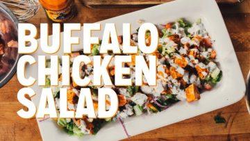 Buffalo Chicken Salad Recipe