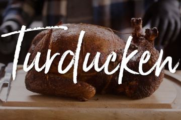 Turducken Recipe