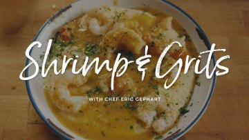 Shrimp & Grits Recipe