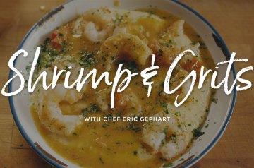 Shrimp & Grits Recipe