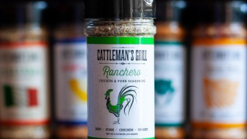 Cattleman's Grill Ranchero Seasoning