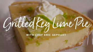 grilled key lime pie recipe