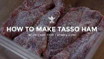 How to Make Tasso Ham