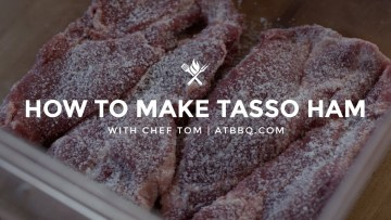How to Make Tasso Ham