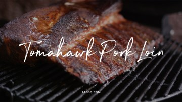 Tomahawk Pork Loin Recipe