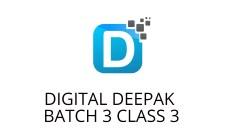 CLASS 3