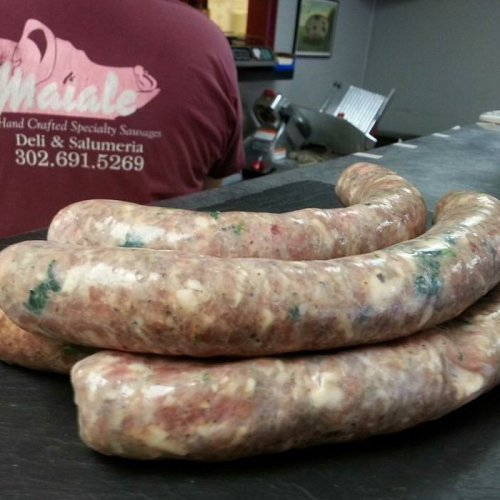 Homemade Sausage in Wilimington Delaware