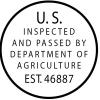 Maiale Inspected by Department of Agriculture