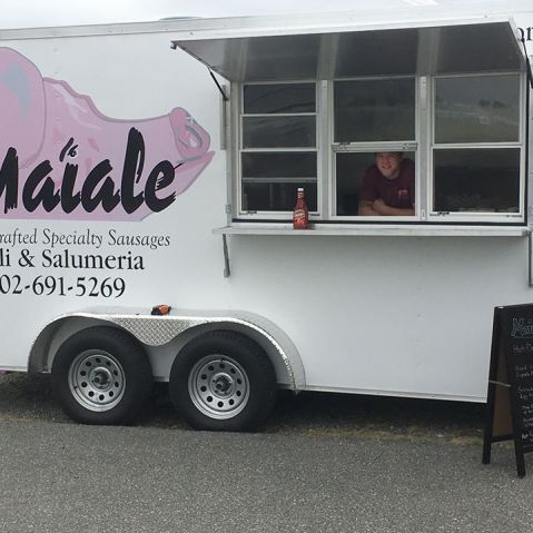 The Rolling Pig Maiale Deli Food Truck
