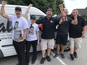Maiale Delaware Wins 2017 Delaware Burger Battle