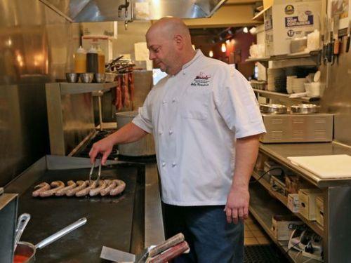 Chef Billy Rawstrom of Delaware