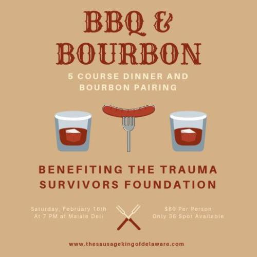bbq and bourbon event in delaware