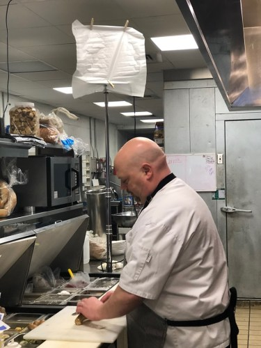 Billy Rawstrom of Maiale Deli on Diners Drive Ins and Dives 2019