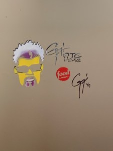 Guy Fieri visits Wilmington Delaware and Maiale Deli 2019