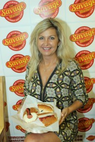 The Savage Wiener Brand Launch Party