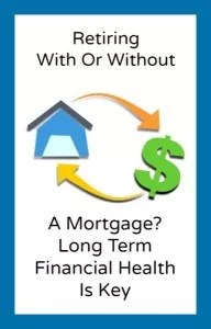Should you pay off your mortgage for retirement?