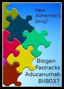Biogen Fastracks New Alzheimer's Drug