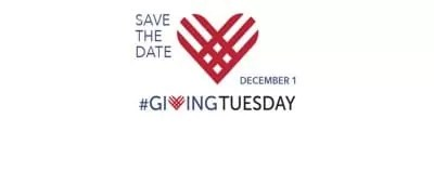 Don't Forget #GIVINGTUESDAY
