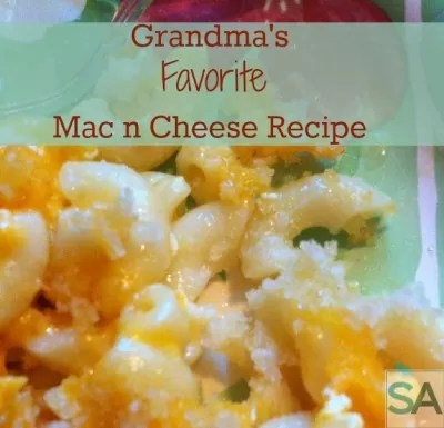 Grandma's Mac And Cheese Recipe
