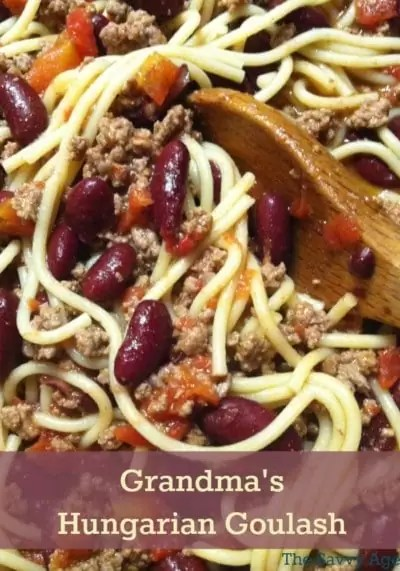 Grandma S Hungarian Goulash Recipe The Savvy Age