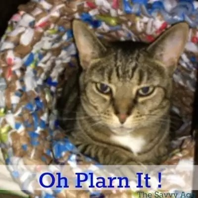 Recycle and upcycle your plastic bags into plarn projects and plarn sleep mats for homeless and those in need.