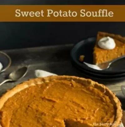 Easy Sweet Potato Souffle Recipe