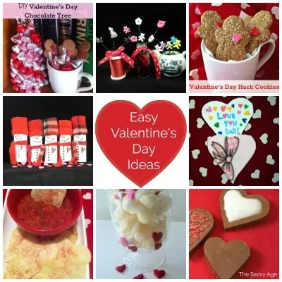 7 Easy Valentine's Day Ideas For Kids & Adults