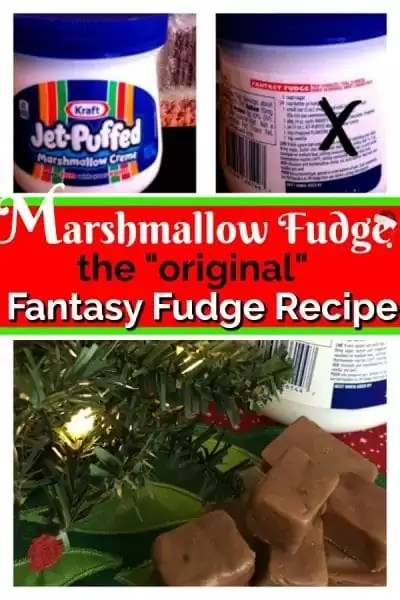 The Original Fantasy Fudge Recipe Not The Imposter The Savvy Age