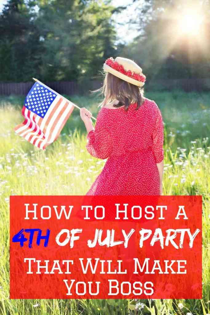 It's time to start planning out your 4th of July Party! This article will help you throw the most epic 4th of July party without breaking the bank. Save money and have a party to remember this year! DIY | How to | Party | Holiday