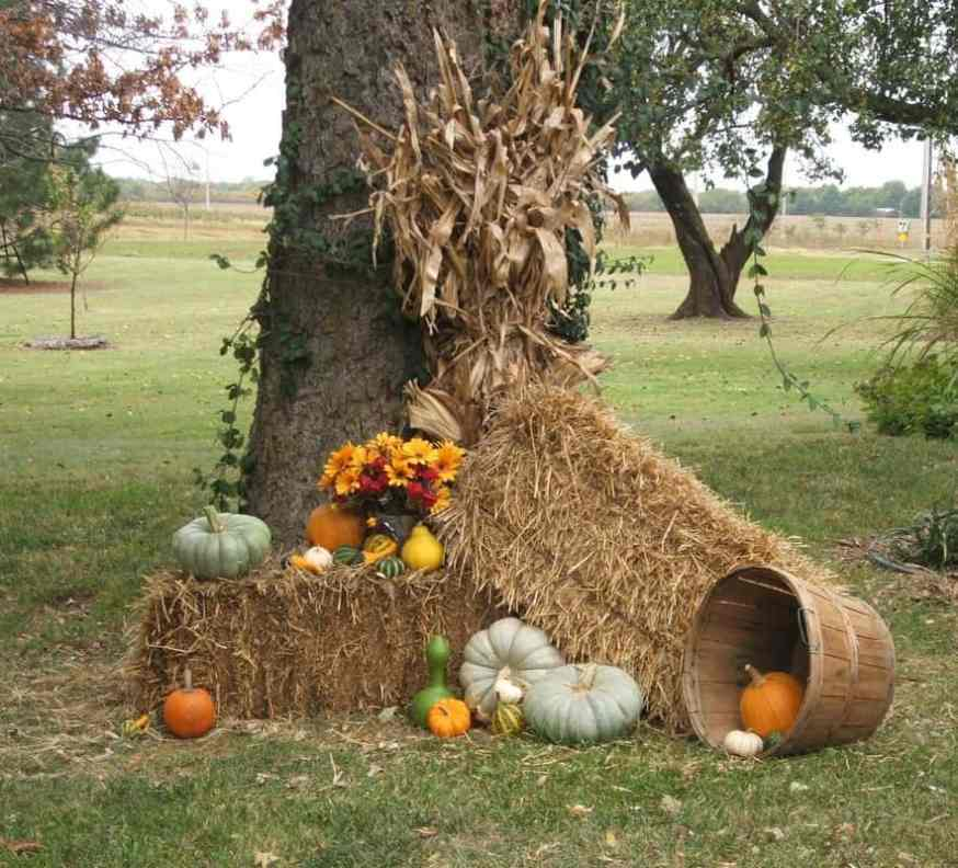 Outdoor Fall Decorating Pumpkin Ideas: 15 Amazing Fall Porch Ideas You Need To Try This Fall