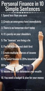 10 Personal Finance Sentences That Will Help You Achieve Financial Freedom