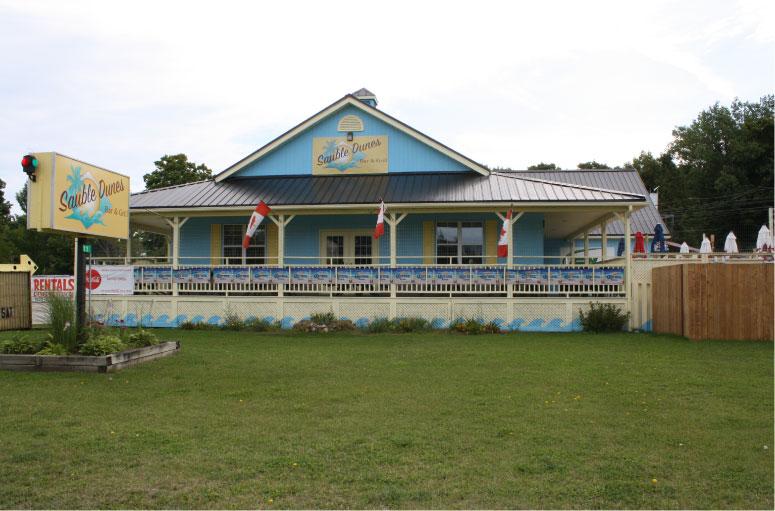Sauble Dunes Restaurant