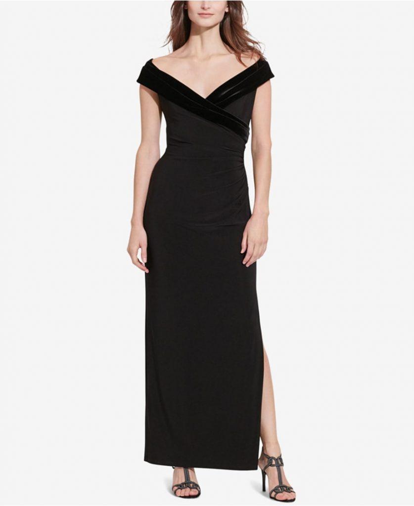 Macy's Lauren Ralph Lauren dress