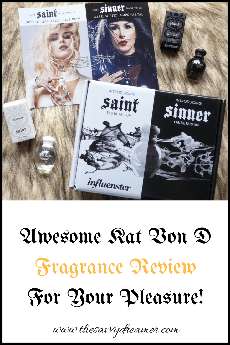 Awesome Kat Von D Fragrance Review For Your Pleasure